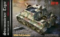 Sturmmorser Tiger RM61 L/5,4 / 38 cm With Full Interior - Image 1