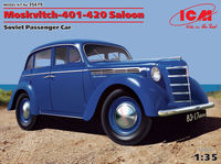 Moskvitch-401-420 Saloon, Soviet Passenger Car