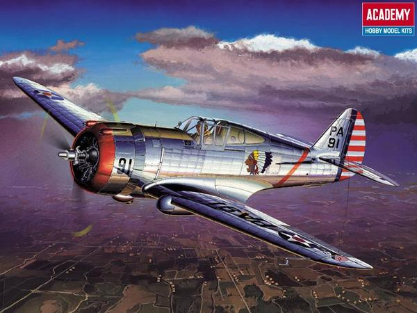 P-36A Hawk