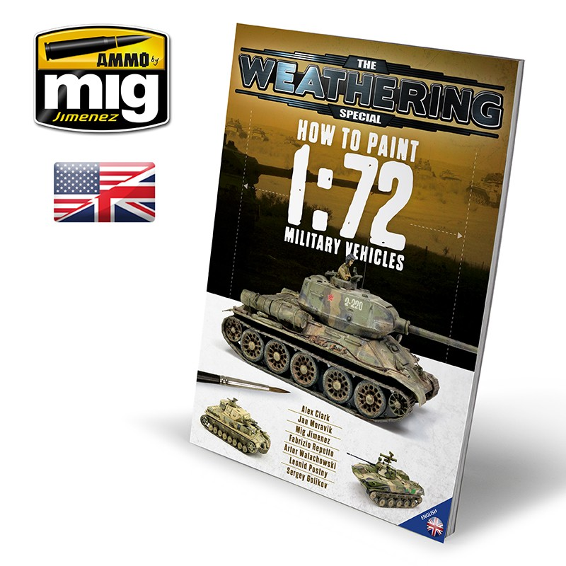 HOW TO PAINT 1:72 MILITARY VEHICLES (english) - Image 1