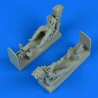 German Luftwaffe Pilot and Opertor with ej. seats for Panavia Tornado IDS/ECR REVELL