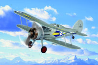 RAF Gloster Gladiator (Easy Assembly Authentic Kit)