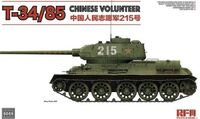 T-34/85 Chinese Volunteer - Image 1