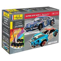 "Alpine A110 1600S ""Berlinette"" - Starter Set"