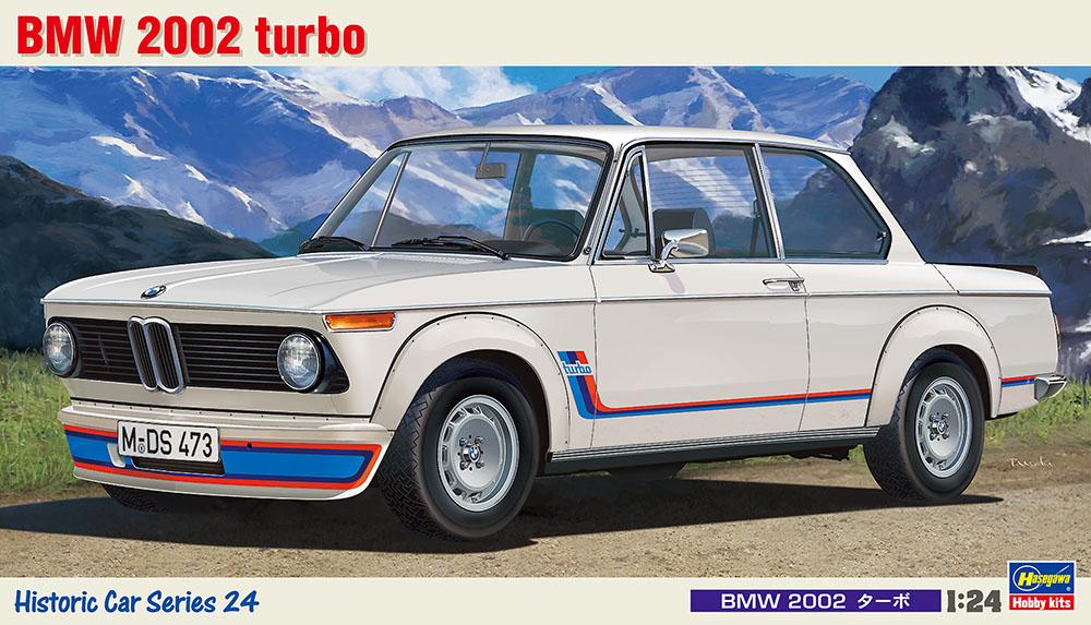 21124 Bmw 2002 Turbo Hasegawa Hc24