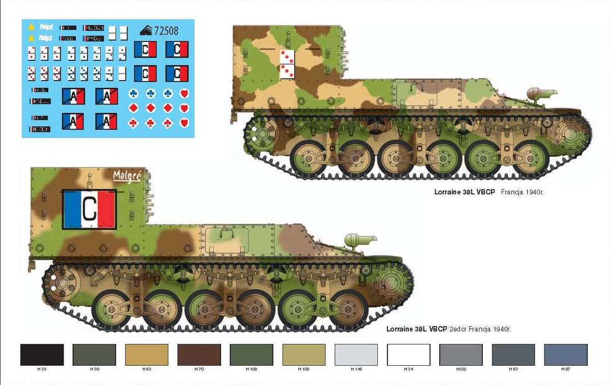 Tracteur Blinde Lorraine 38l Vbcp Battle Of Stonne