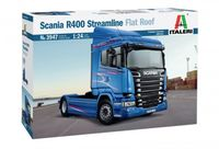 Scania R400 Streamline Flat Roof