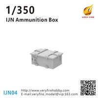 IJN Ammunition Box (30 sets)