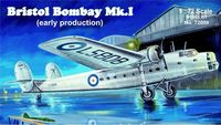 Bristol Bombay Mk.I early production - Image 1