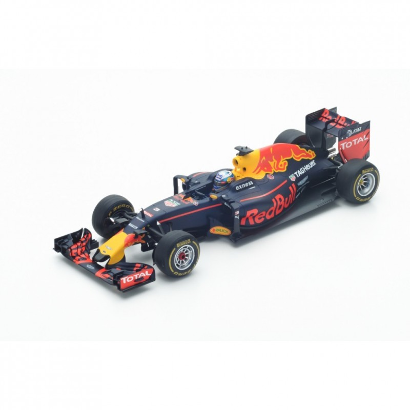 Red Bull Racing Tag Heuer RB12 #3 Daniel Ricciardo Winner Malaysian GP 2016 - Image 1
