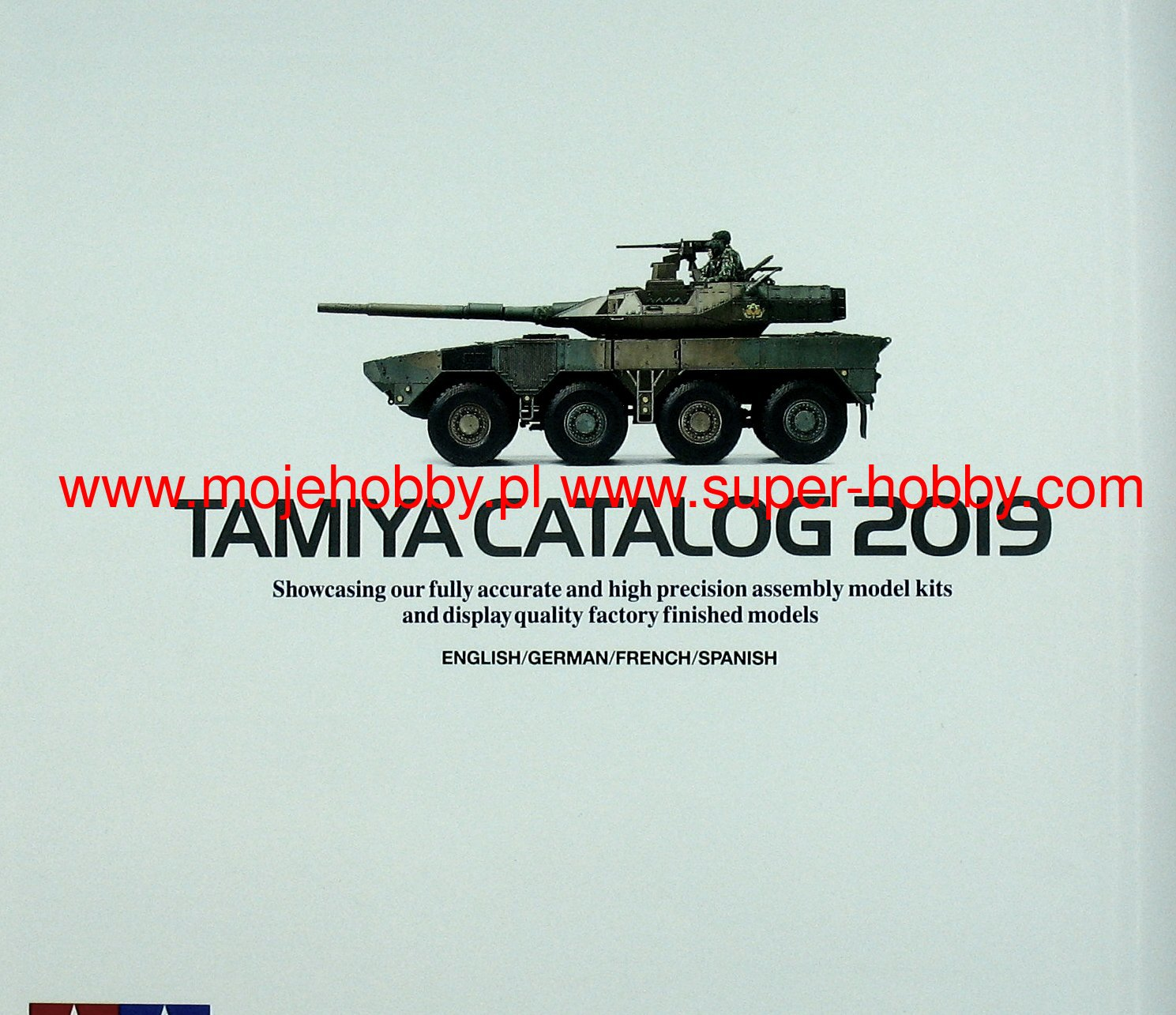 Tamiya 2019 Catalogue of Model Kits 64419