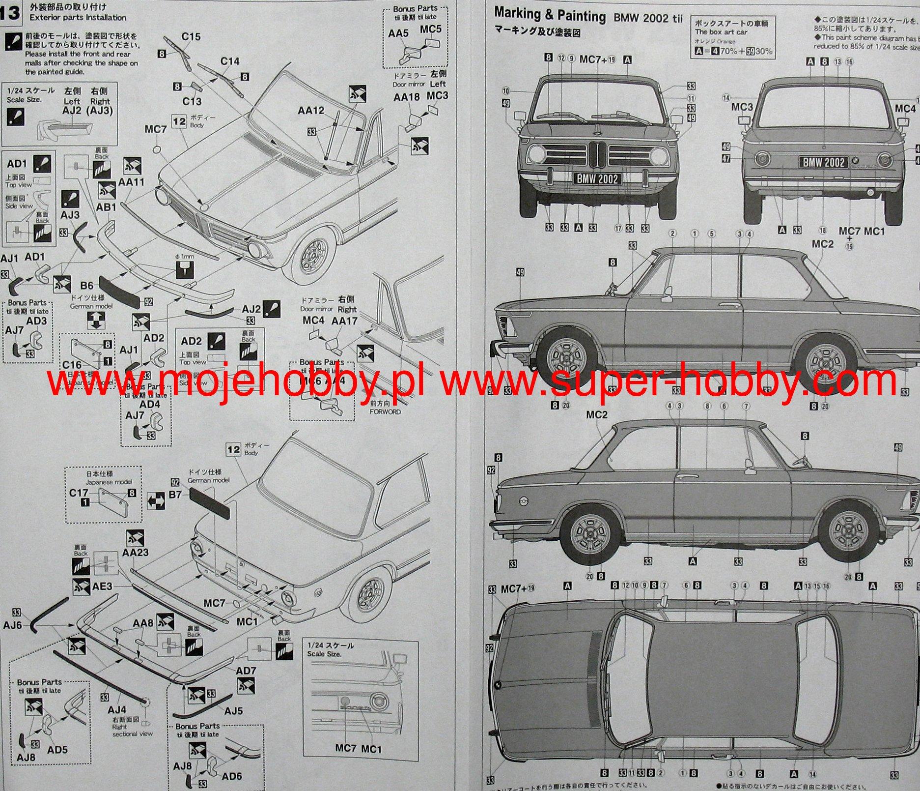 Bmw 2002 Tii Fuse Box Diagram Control Wiring Horn Relay