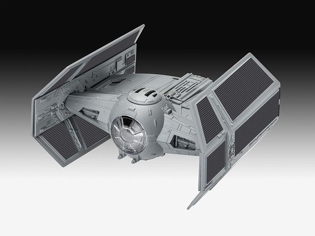 Darth VaderS Tie Fighter easy-click system - Image 1