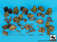 US Army (Vietnam) equipment accessories set