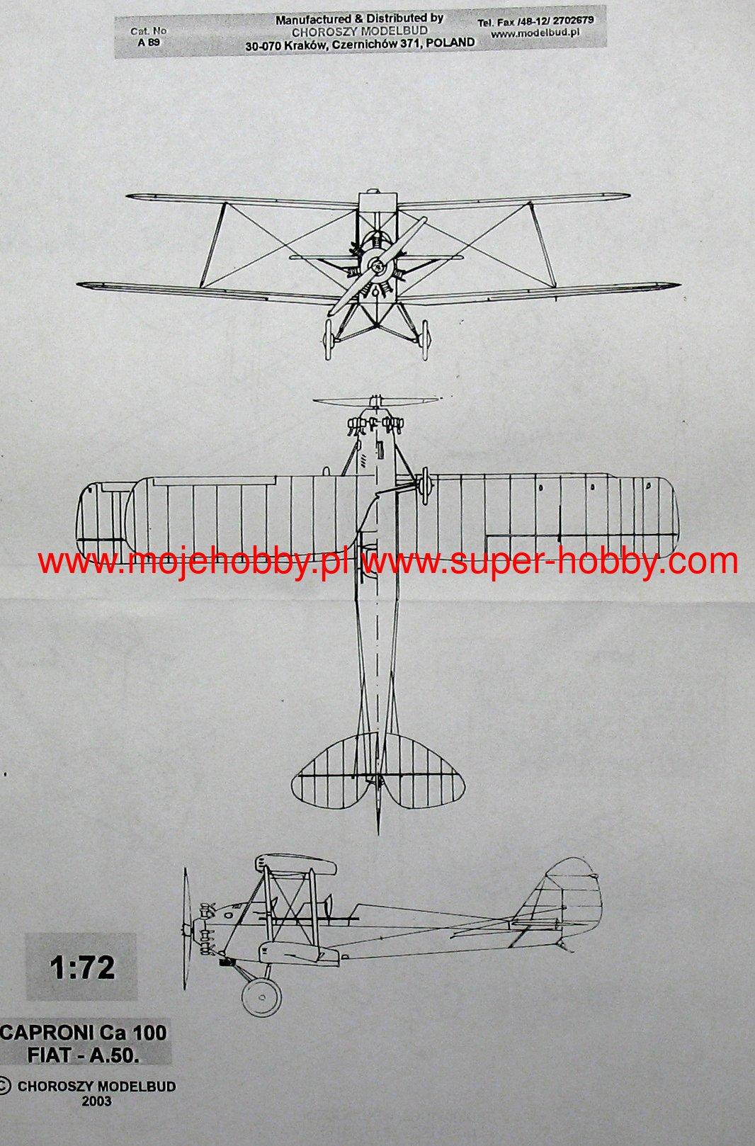 Ca 100 Fiat Engine Choroszy Modelbud A89 Diagram 2 Choa89 5