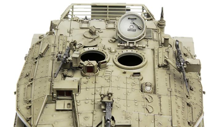 Meng TS-001 Model 1//35 Israel Main Battle Tank Merkava Mk.3D Early Armour New