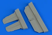 Bf 109G-6 control surfaces TAMIYA - Image 1