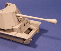 PaK40 Barrel with Canvas Cover