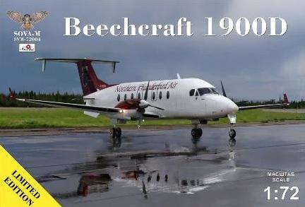 NEW Amodel! 1//72 Beechcraft 1900D Air Labrador