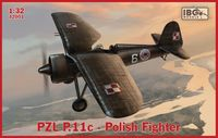 PZL P.11c Polish Fighter