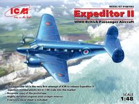 Beechcraft 18, Expeditor II