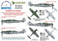 Fw 190D-9 TRUMPETER