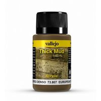 73807 Thick Mud - European Mud