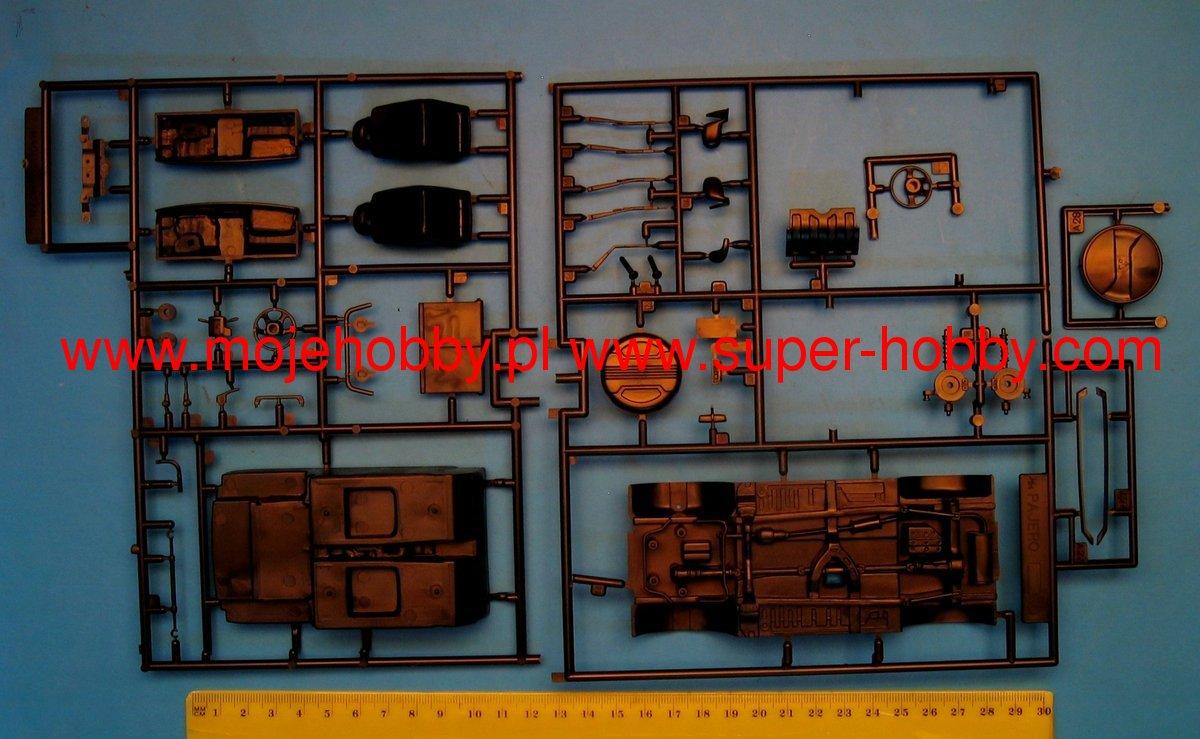 Mitsubishi Pajero Jr Zr I Fujimi 188294 Junior Wiring Diagram 1 Fjm18829 2