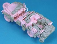 Pink Panther Stowage set (For Tamiya)