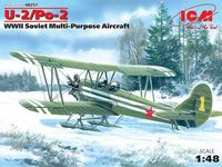 U-2/Po-2, WWII Soviet Multi-Purpose Aircraft