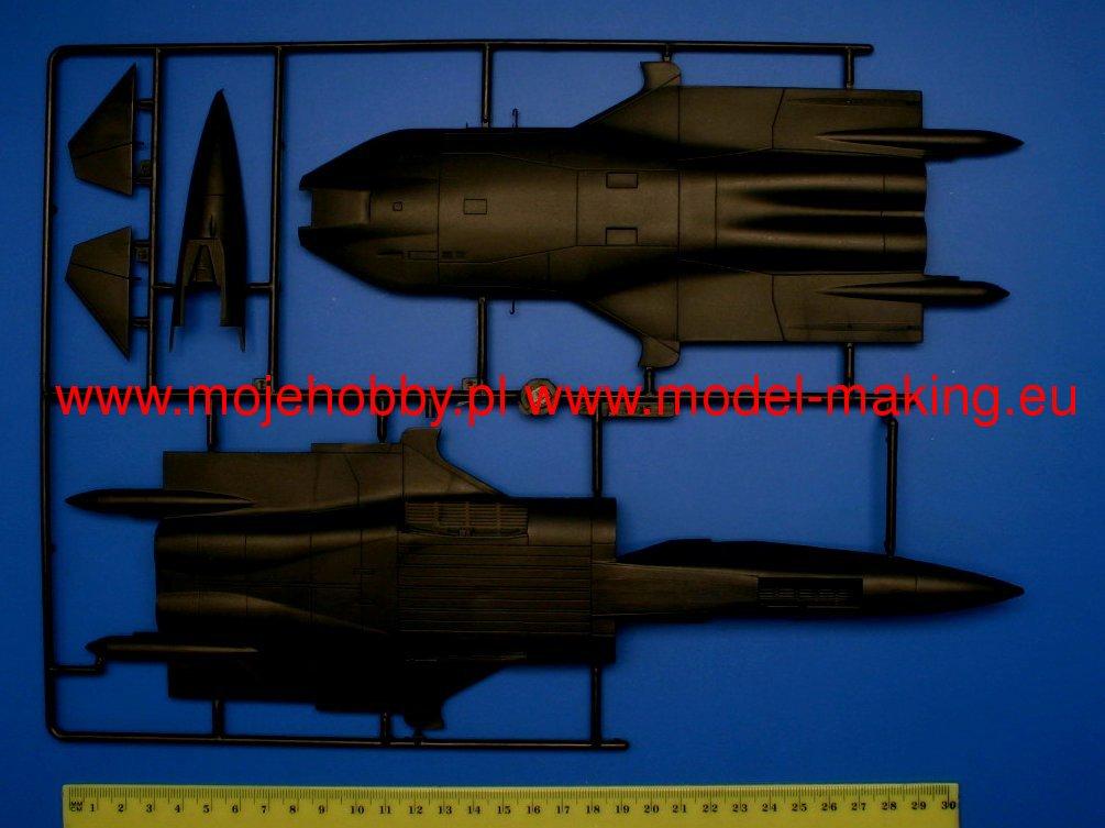 Zvezda 1:72 Kampfjet Sukhoi SU-47 Berkut WA
