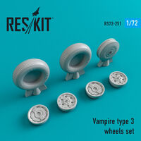 Vampire type 3 wheels set - Image 1