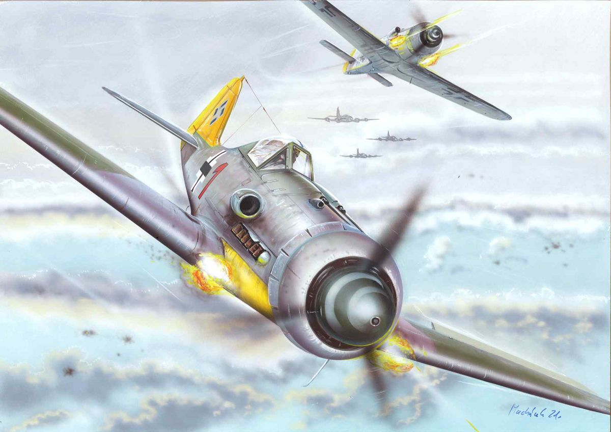 FW 190D-9 Early - Image 1