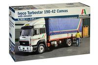 Iveco Turbostar190-42 Canvas with elevator