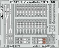 UH-1N seatbelts STEEL KITTY HAWK - Image 1