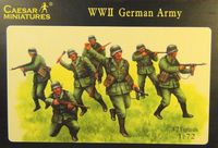 WWII German Army