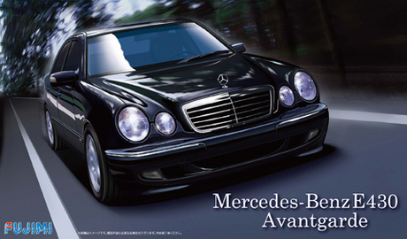RS-74 Mercedes Benz E430 Avantgarde - Image 1