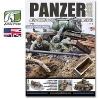Panzer Aces issue 50 Allied Forces Special