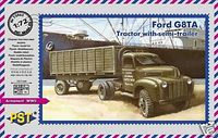 FORD G8TA W/SEMI-TRAILER