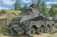 Sd.Kfz. 231 Early Type