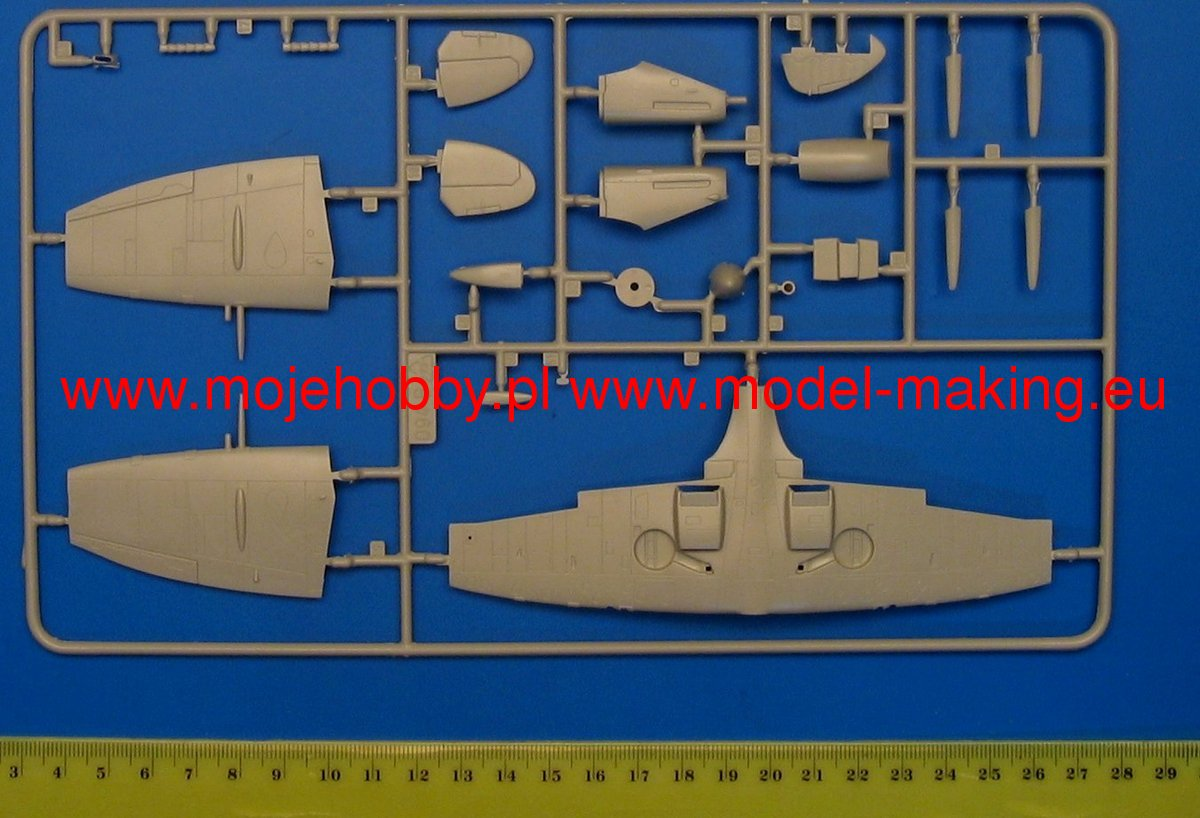 A Brief Review of 1/48 Spitfire Kits - Jon Bius Scale Models