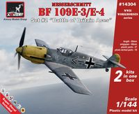 "Messerschmitt Bf 109E ""Battle of Britain Aces"" - Image 1"