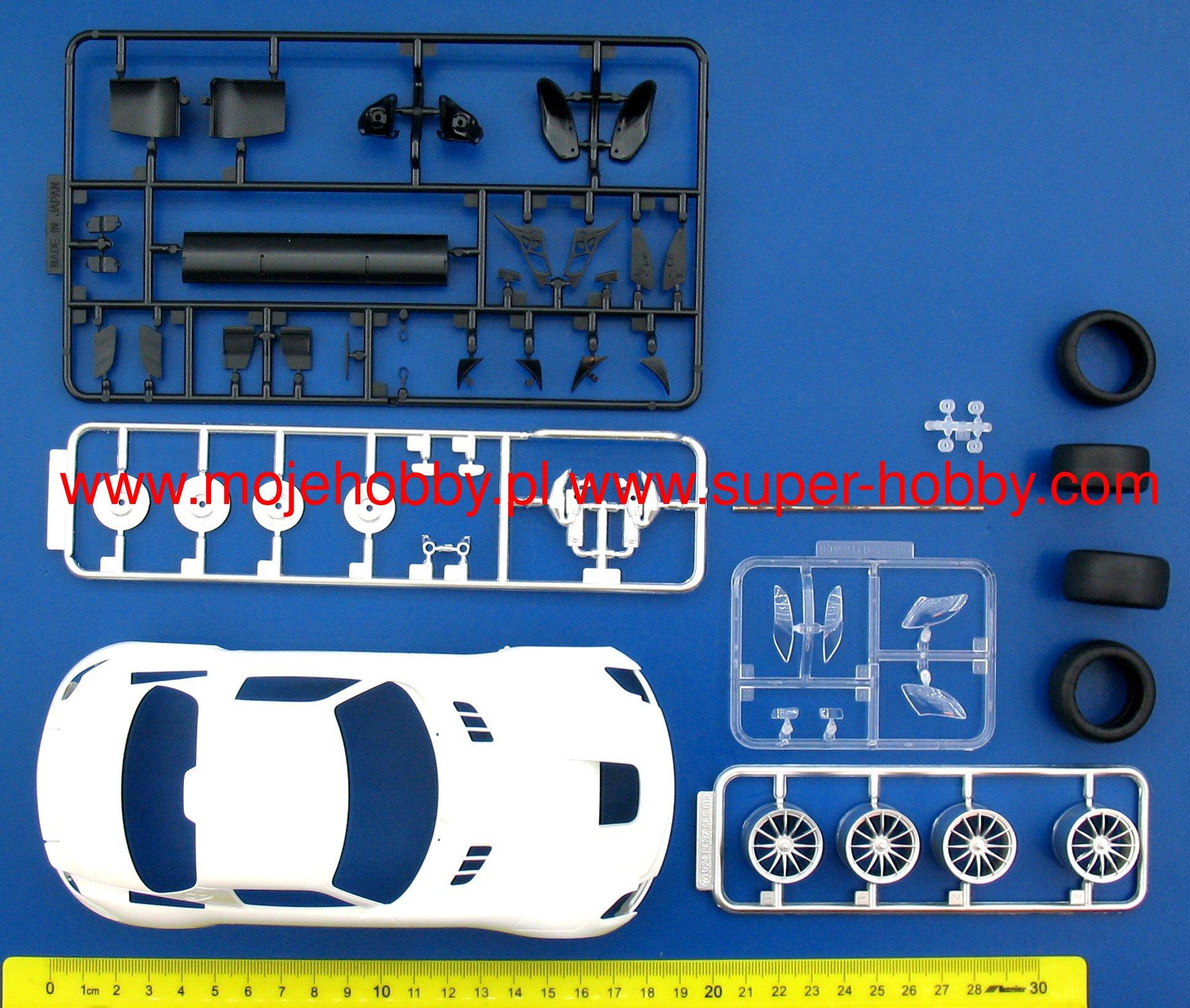 Fujimi 1//24 Mercedes-Benz SLS AMG GT3 125695