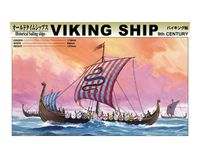 VIKING SHIP 9TH CENTURY - Image 1