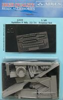 Spitfire F Mk. 22/24 engine set Airfix