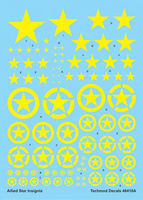 Allied Star Insignia Yellow