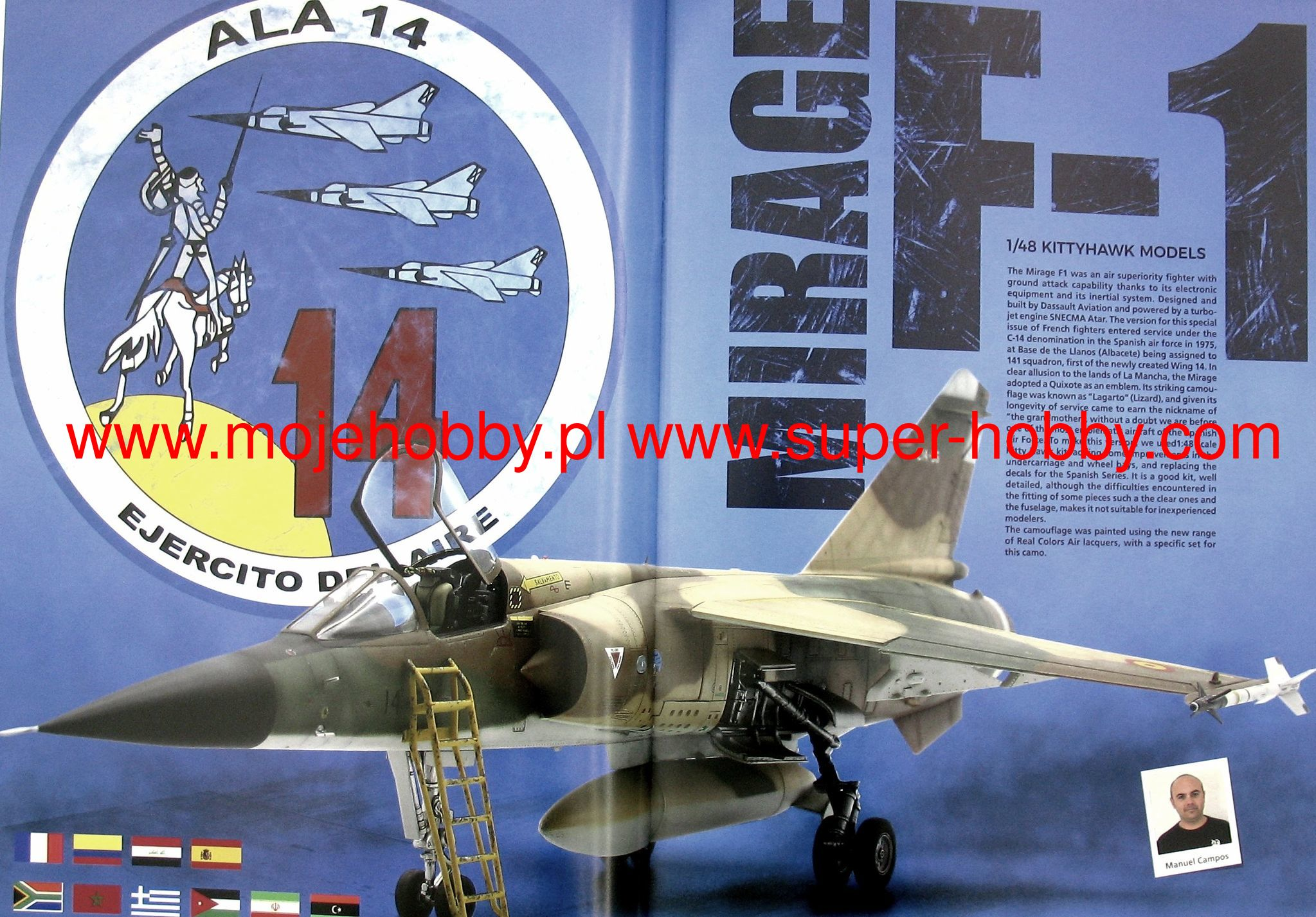 a9366078a58a ACES HIGH MAGAZINE ISSUE 15 FRENCH JET FIGHTERS AK-Interactive -2931
