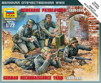 German Reconnaissance Team 1939-1942 (Art of Tactic)