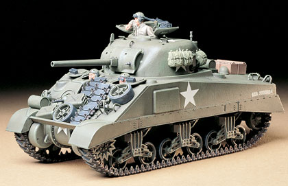 U S  Medium Tank M4 Sherman Early Production