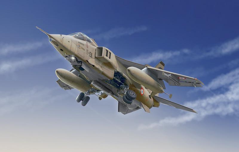 Sepecat Jaguar A Gulf War